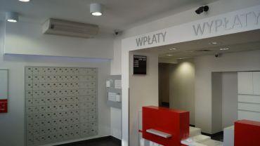 Adaptacja Urzędu Pocztowego - Bytomska